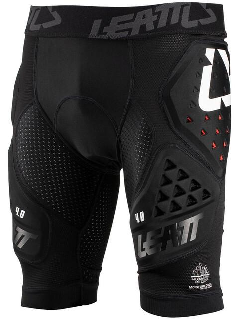 Leatt DBX 4.0 3DF Impact Shorts Black
